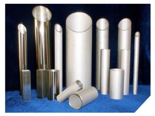 stainless steel seamless and welded pipes