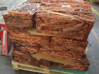 Copper Scrap Wire (Millberry) 99.99%