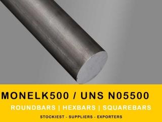 Monel K5000 Alloy Roundbars | Stockiest and Supplier