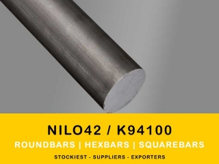 Nilo 42 Alloy Roundbars | Manufacturer,Stockiest and Supplier