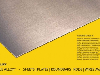 Nickle Alloy Products | Manufacturer,Stockiest and Supplier