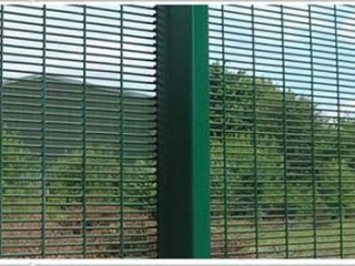 358 Anti Climb Mesh Fence