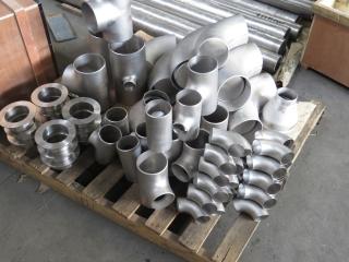 titanium fittings